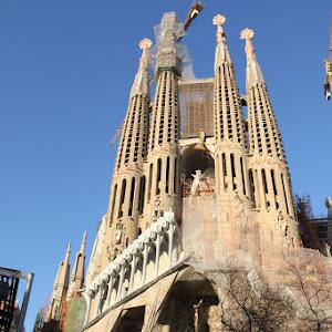 2015年3月 スペイン1 Barcelona