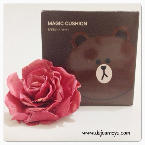 Missha Magic Cushion Brown