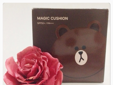 [Review] Missha Magic Cushion Brown SPF 50+ / PA++