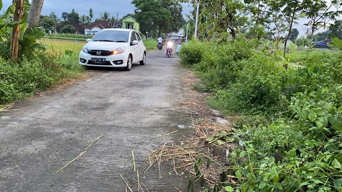 Tanah Murah strategis Seputaran Sambiroto Purwomartani