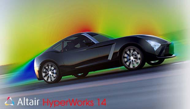 Altair HyperWorks 14