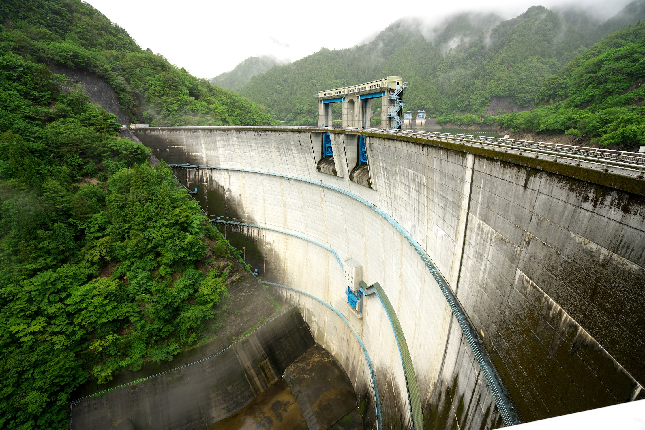 3年ぶりぐらいに奥三河を遊び回ろう こんたく長篠→新豊根ダム→