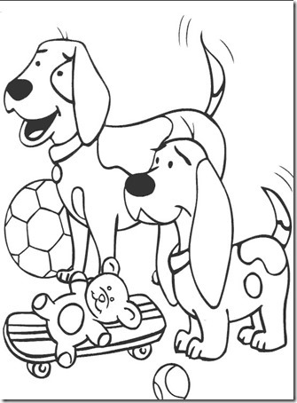 perrito-clifford blogcolorear (15)
