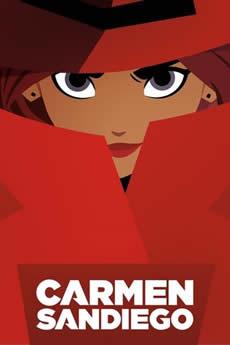 Baixar Série Carmen Sandiego 1ª Temporada Torrent Grátis