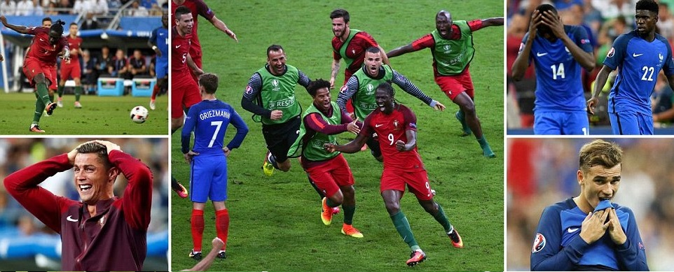 Uefa Euro 2016 Final Match
