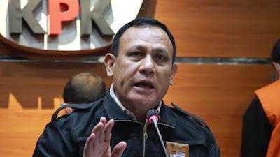 Sejumlah Pegawai KPK Terpapar Covid-19, H. Firli Bahuri ; Pemberantasan Korupsi Tetap Jalan !