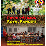 1. Výprava Royal Rangers