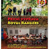 1. Výprava Royal Rangers