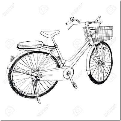 imágenes de bicicletas con flores (6)