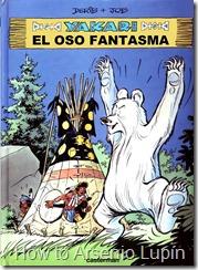 Yakari 24 - El Oso Fantasma (By Alí Kates)