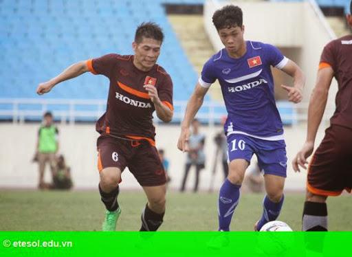 Hình 1:   Công Phượng chưa đủ khả năng đá cho tuyển Việt Nam