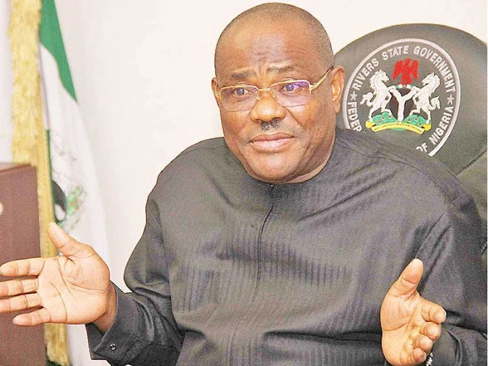 I Am Not one of those Governors that anyone can cajole - Gov. Wike Warns