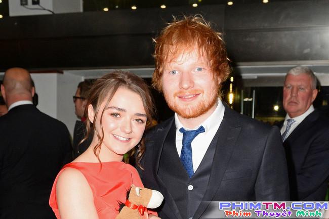 Ed Sheeran sẽ góp mặt trong Game of Thrones mùa thứ 7 - Ảnh 1.