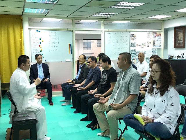 2020/09/24 ◎萬真師父~元氣門台北分會團體調氣養生保健(四十八) ◎