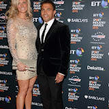 OIC - ENTSIMAGES.COM - Sian Griffin and Jason Robinson at the  the BT Sport Industry Awards at Battersea Evolution, Battersea Park  in London 30th April 2015  Photo Mobis Photos/OIC 0203 174 1069