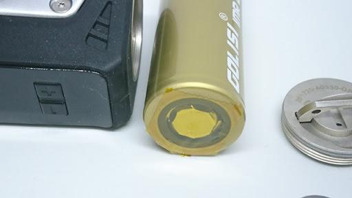 DSC 5750 thumb%255B2%255D - 【MOD】「GEEKVAPE AEGIS 100W 18650/26650 BOX MOD」(ギークベイプ・イージス100W)レビュー!水につけても平気、落としても100人乗っても…頑丈MOD!!【VAPE/電子タバコ/防水/防塵/耐衝撃】
