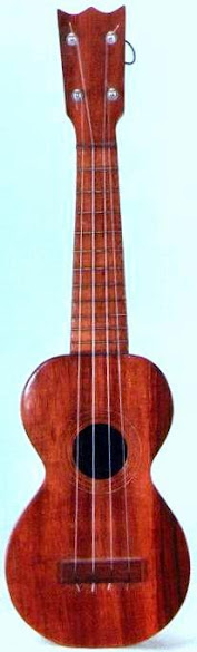Hawaiian Soprano Ukulele by Singers Manufacturing Co.