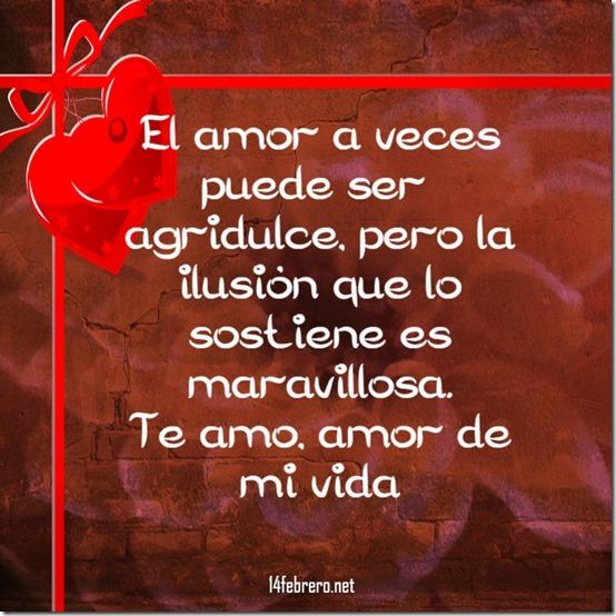 el amor agridulce 7