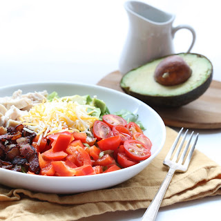 Southwestern Turkey Chopped Salad