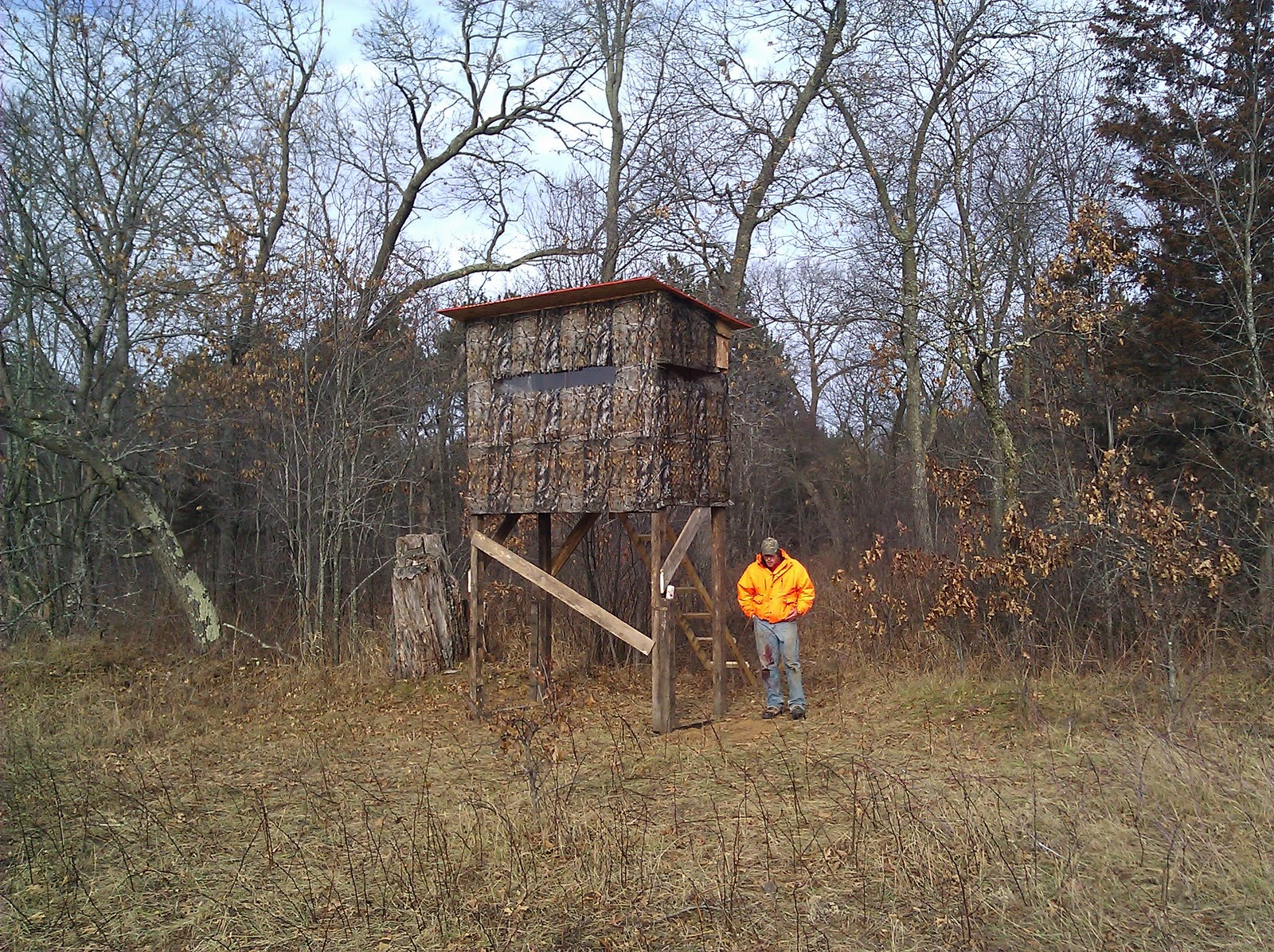 Get connected for Hunting shack designs