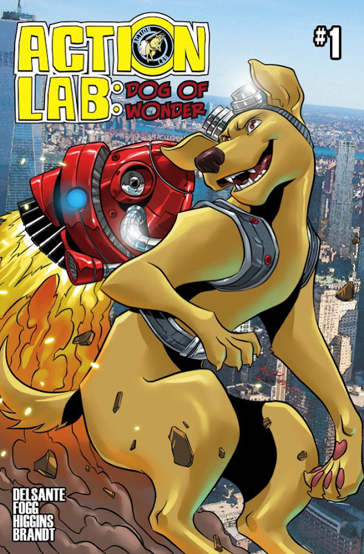 ACTIONLAB DOG 1 VAR B CVR SOLICIT