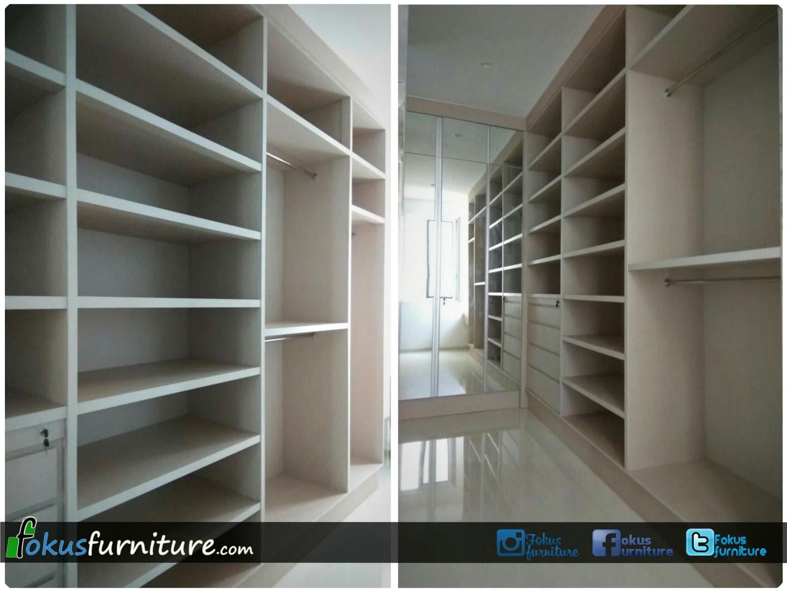 Furniture Minimalis Jabodetabek Kitchen Set Lemari Pakaian