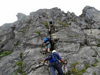 Klettersteig Braunwald : Skiklub wetzikon fotoalbum