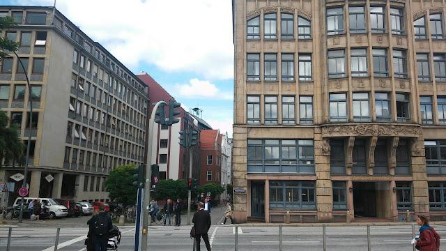Hamburg historisch und modern