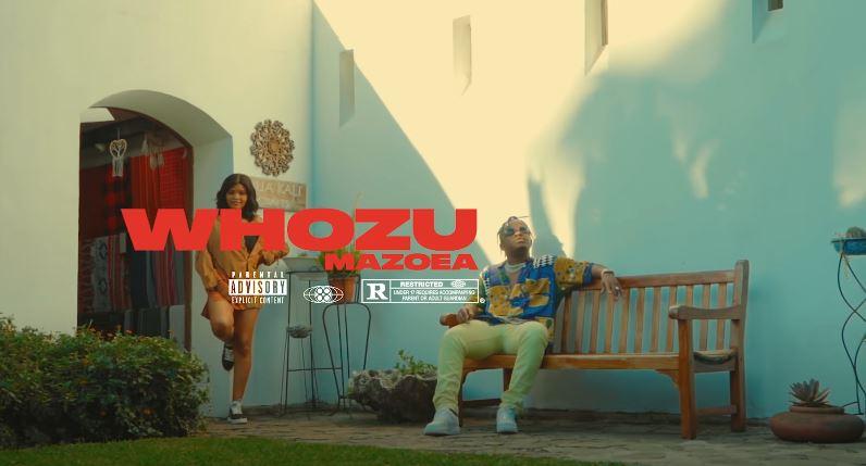 Whozu - Mazoea