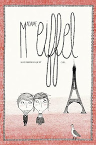 2015 뉴욕타임스 올해의 그림책_Madame Eiffel: The Love Story of the Eiffel Tower