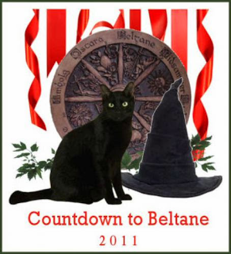 Countdown To Beltane Day 1