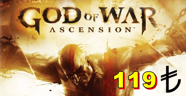 God of War: Ascension'ın Türkiye İçin Satış Fiyatı Açıklandı!