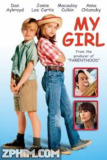 Bạn Gái Tôi - My Girl (1991) Poster