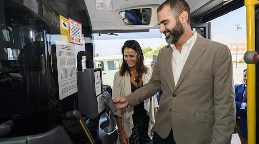Surbus cancela el pago en efectivo: solo se podrá pagar con bono o el móvil