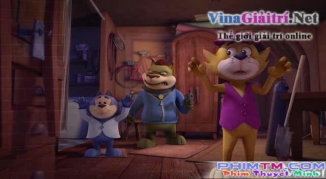 Xem Phim Băng Nhóm Của Top Cat - Top Cat Begins - phimtm.com - Ảnh 2