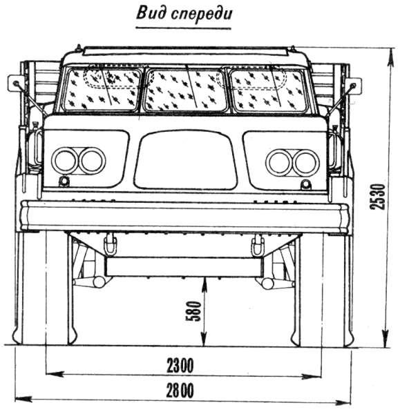 [Axial SCX 10] Le ZIL135 de totof1965 Zil-135-b-01