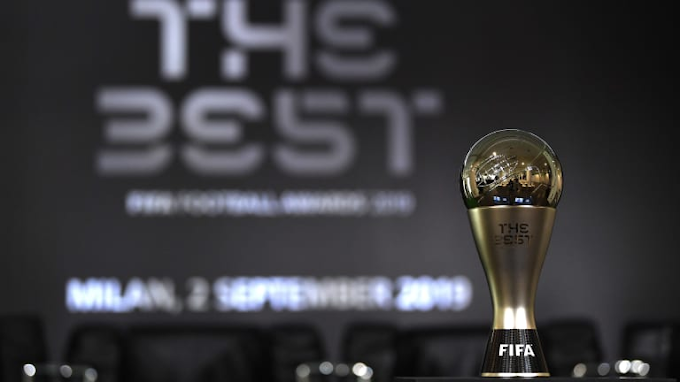 FIFA Unveils Full Nominees List Of The Best FIFA Player Of The Year Awards 2020 (See full list)