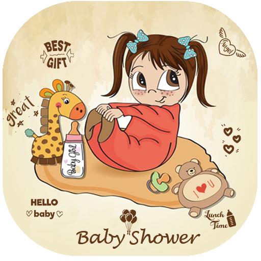 Baby Shower Invitation Card Maker