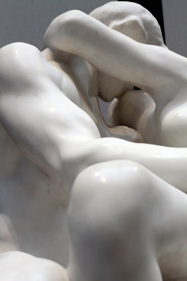 Philadelphia - Museu Rodin - O Beijo