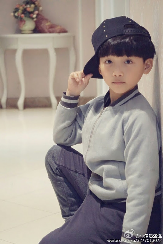 Gong Junze China Actor