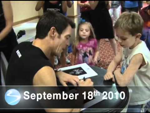 Join Tony Horton In Dallas, Tony Horton
