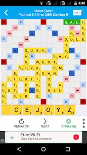 Lexulous Word Game 9