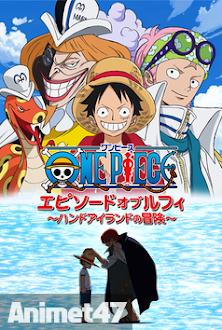 One Piece Special 6 :Thám Hiểm Đảo Hand -  2013 Poster
