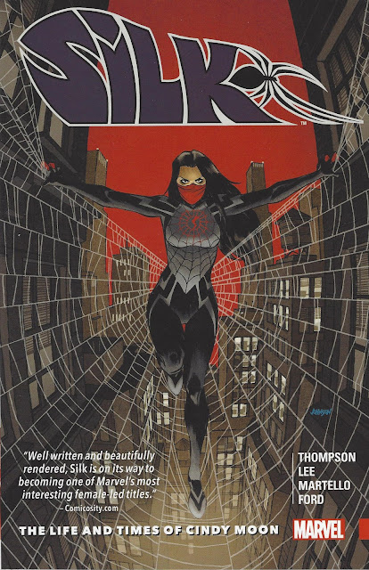 Silk, v. 0: The Life and Times of Cindy Moon cover