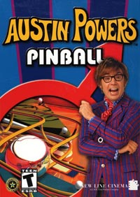 Austin Powers Pinball - Review By Alice Grass