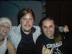 With Mike, OPETH