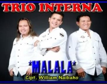 Interna Trio - Malala - Lirik