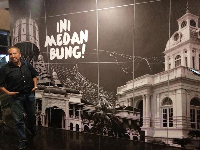 """Slogan """"Ini MEDAN Bung"""", Selama ini sudah terkenal. Slogan : Ini Medan Bung , Terdengar arogan sombong. Itulah sebabnya disarankan diganti oleh Kapolda Sumut menjadi slogan """"Ini baru Medan."""""""