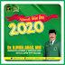Anggota DPR/MPR RI Dr. H. Muh. Aras, S.Pd, MM Mengucapkan Selamat Tahun Baru 2020