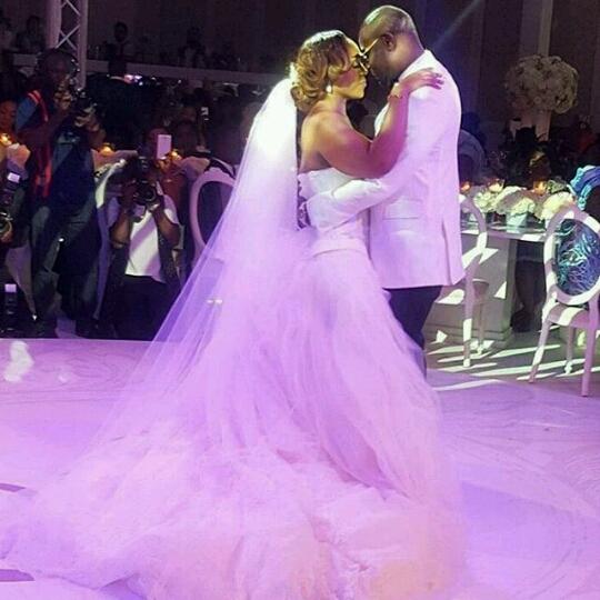 See Photos From Davido's Sister Coco Wedding in Dubai.